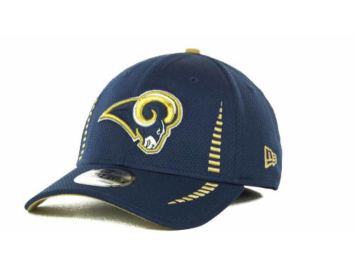 St. Louis Rams New Era NFL Training Camp 39THIRTY Hats