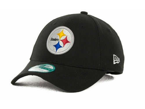 Pittsburgh Steelers New Era NFL First Down 9FORTY Hats