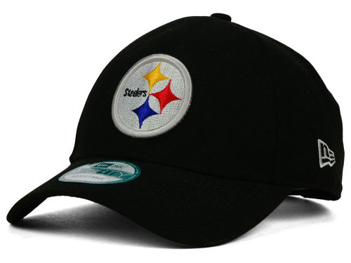 Pittsburgh Steelers New Era NFL League 9FORTY Cap Hats