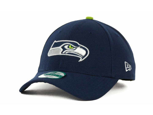 Seattle Seahawks New Era NFL First Down 9FORTY Hats