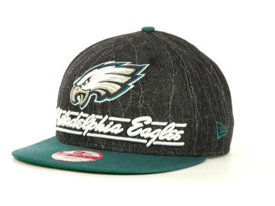Philadelphia Eagles NFL Lightning Strike 9FIFTY Cap Hats