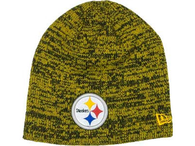 Pittsburgh Steelers NFL Schism Knit Hats