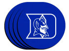 Duke Blue Devils 4pk Neoprene Coaster Set Kitchen & Bar