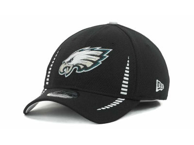 Philadelphia Eagles Training Camp Black 39THIRTY Cap Hats