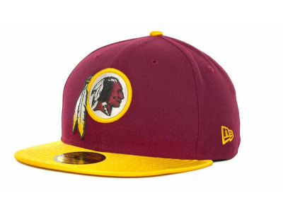 Washington Redskins NFL Jersey Basic 59FIFTY Cap Hats