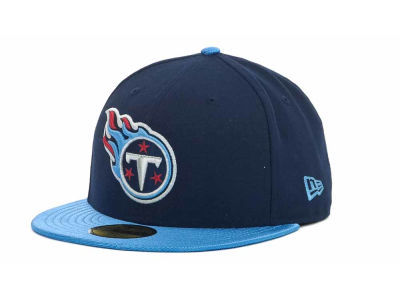 Tennessee Titans NFL Jersey Basic 59FIFTY Cap Hats