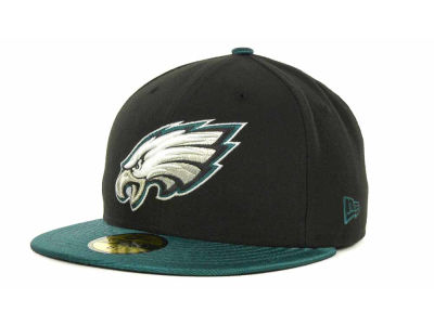 Philadelphia Eagles NFL Jersey Basic 59FIFTY Cap Hats