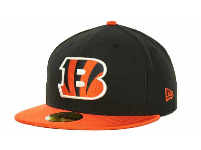 Cincinnati Bengals NFL Jersey Basic 59FIFTY Cap Hats