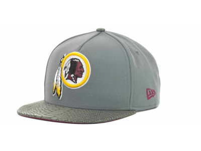 Washington Redskins NFL Snake Strapback 9FIFTY Cap Hats
