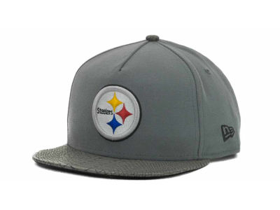 Pittsburgh Steelers NFL Snake Strapback 9FIFTY Cap Hats