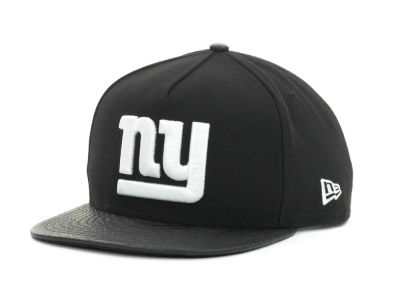 New York Giants NFL Snake Strapback 9FIFTY Cap Hats