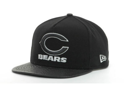 Chicago Bears NFL Snake Strapback 9FIFTY Cap Hats