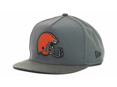 Cleveland Browns NFL Snake Strapback 9FIFTY Cap Hats