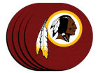 Washington Redskins 4-pack Neoprene Coaster Set Kitchen & Bar