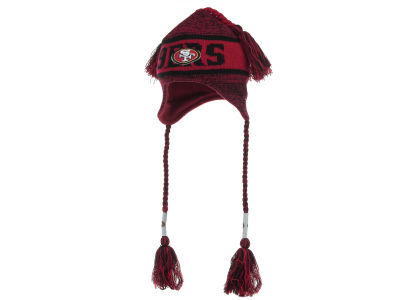 San Francisco 49ers NFL Tassletator Knit Hats