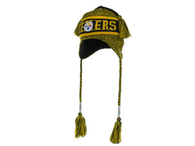 Pittsburgh Steelers NFL Tassletator Knit Hats