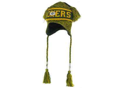 Green Bay Packers NFL Tassletator Knit Hats