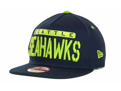 Seattle Seahawks NFL Saweet Snapback 9FIFTY Cap Hats