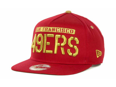 San Francisco 49ers NFL Saweet Snapback 9FIFTY Cap Hats