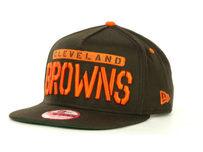 Cleveland Browns NFL Saweet Snapback 9FIFTY Cap Hats