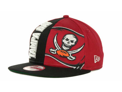 Tampa Bay Buccaneers NFL NC Snapback 9FIFTY Cap Hats