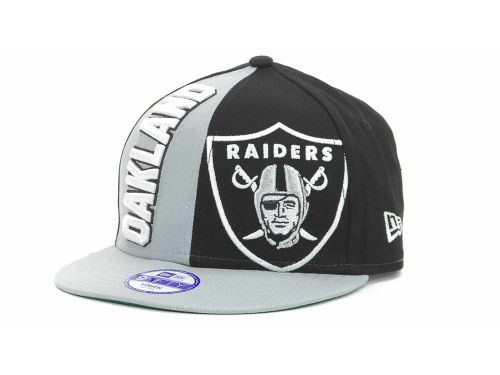Oakland Raiders New Era NFL NC Snapback 9FIFTY Cap Hats