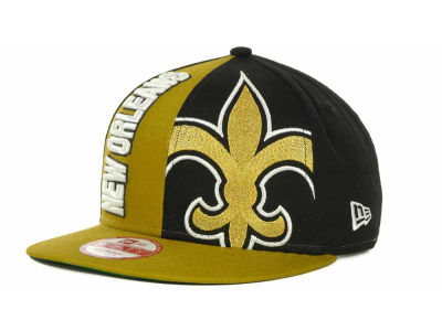 New Orleans Saints NFL NC Snapback 9FIFTY Cap Hats
