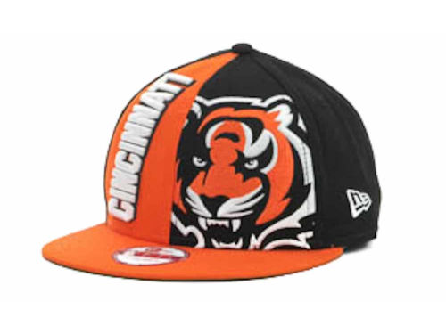 Cincinnati Bengals New Era NFL NC Snapback 9FIFTY Cap Hats