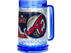 Atlanta Braves Crystal Freezer Mug BBQ & Grilling