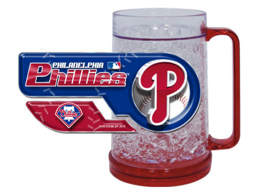 Philadelphia Phillies Crystal Freezer Mug