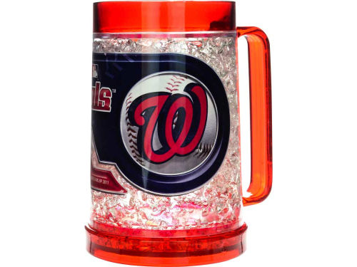 Washington Nationals Freezer Mug