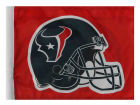 Houston Texans Rico Industries Car Flag Auto Accessories