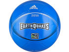 San Jose Earthquakes adidas MLS Mini Team Ball Outdoor & Sporting Goods