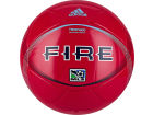 Chicago Fire adidas MLS Mini Team Ball Outdoor & Sporting Goods
