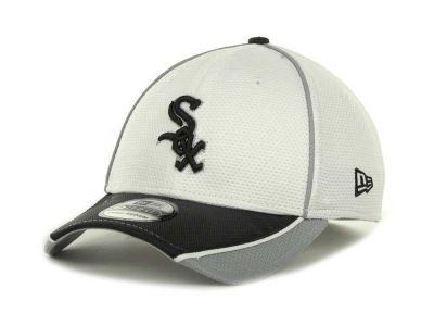 Chicago White Sox MLB Abrasion Plus 39THIRTY Cap Hats