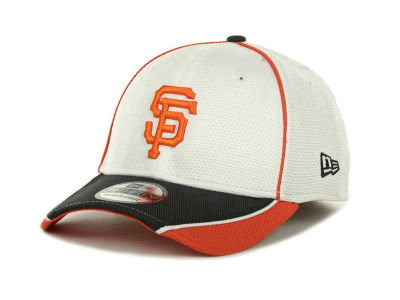 San Francisco Giants MLB Abrasion Plus 39THIRTY Cap Hats