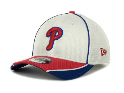 Philadelphia Phillies MLB Abrasion Plus 39THIRTY Cap Hats