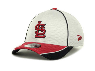 St. Louis Cardinals MLB Abrasion Plus 39THIRTY Cap Hats