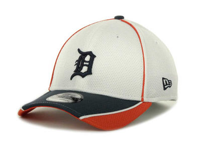 Detroit Tigers MLB Abrasion Plus 39THIRTY Cap Hats