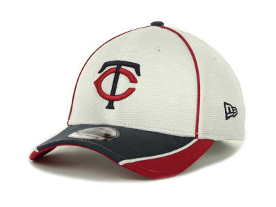 Minnesota Twins MLB Abrasion Plus 39THIRTY Cap Hats