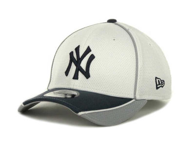New York Yankees MLB Abrasion Plus 39THIRTY Cap Hats