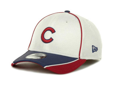 Chicago Cubs MLB Abrasion Plus 39THIRTY Cap Hats