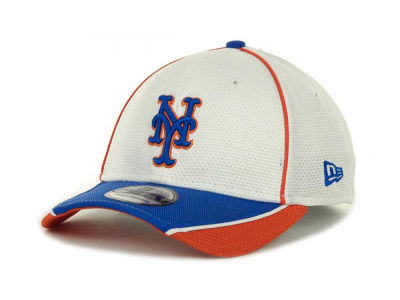 New York Mets MLB Abrasion Plus 39THIRTY Cap Hats