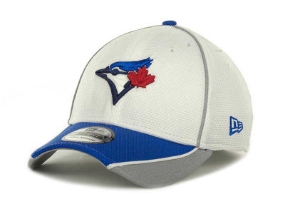 Toronto Blue Jays MLB Abrasion Plus 39THIRTY Cap Hats