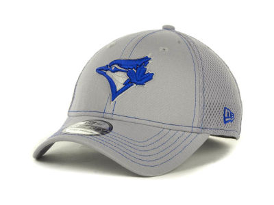 Toronto Blue Jays MLB Gray Neo 39THIRTY Cap Hats