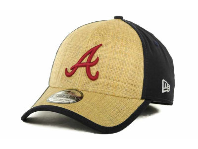 Atlanta Braves MLB Striz-aw 39THIRTY Cap Hats
