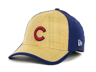 Chicago Cubs MLB Striz-aw 39THIRTY Cap Hats