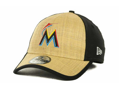Miami Marlins MLB Striz-aw 39THIRTY Cap Hats