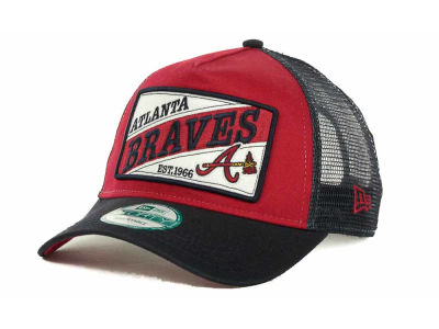 Atlanta Braves MLB 18 Wheeler 9FORTY Cap Hats