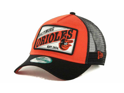 Baltimore Orioles MLB 18 Wheeler 9FORTY Cap Hats